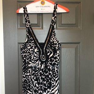 Lane Bryant 14/16 Maxi Dress